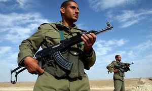 Iranian troops arrive in Syria, Russia bombs CIA-trained rebels