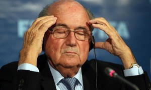 Blatter defiant as FIFA's top sponsors demand resignation