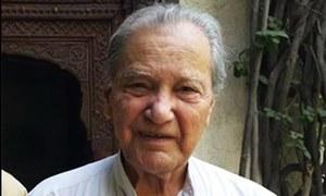 علامہ اقبال کے فرزند جسٹس (ر)جاوید کا انتقال