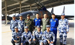 Pak-China joint air exercise concludes