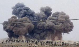 Iraqi Kurdish leader urges Russia, U.S. to coordinate in anti-IS fight