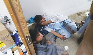 US planes bomb Kunduz hospital; 19 killed