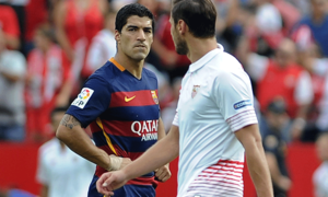 La Liga: Messi-less Barcelona fail to inspire against Sevilla