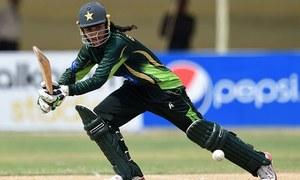 پہلا ون ڈے: پاکستانی ویمن ٹیم کی لگاتار تیسری فتح