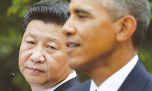 The ideas that divide China and America