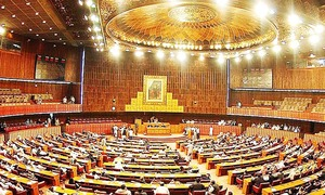 Five bills lapse due to NA session delay