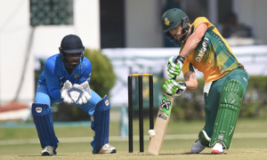 Buoyant SA face India in second T20 today