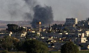 The Syrian vortex