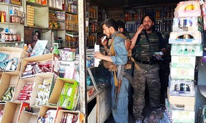 Afghan forces regain most of Kunduz, some shops reopen