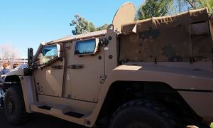 Australia to spend $1bn on 'world leader' armoured vehicles