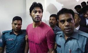 بنگلہ دیشی کرکٹر شہادت کو جیل بھیج دیا گیا