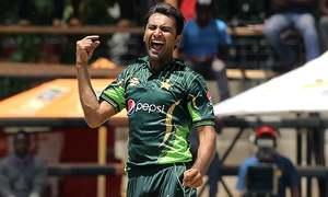 3rd ODI: Pakistan v Zimbabwe — As it happened
