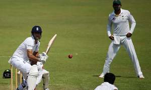 England batsmen hit their straps in Pakistan tune up