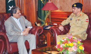 Ibad reaffirms support for Rangers-led operation in Karachi