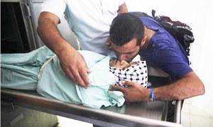 Israeli troops kill Palestinian teen