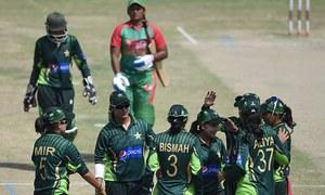 پاکستانی ویمن ٹیم کا ایک اور کلین سوئپ