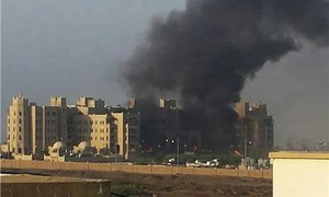 Islamic State kills 22 in attacks on Yemen govt, Gulf troops, mosque
