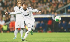 Ramos withdraws from Spain squad