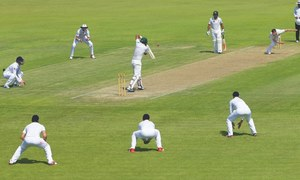 Moeen shines as bowlers toil in drawn game