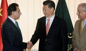 Cabinet Division, NA Secretariat lock horns over Chinese painting