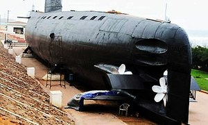 China to build four submarines in Karachi