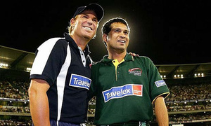Warne, Tendulkar taking cricket to the US