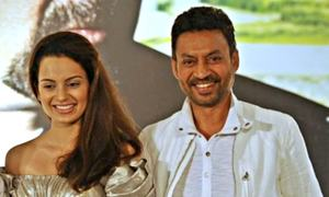 Power duo: Kangana Ranaut and Irrfan Khan to team up for Begum Akhtar biopic?