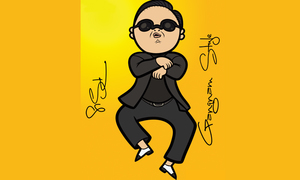 What's your Gangnam Style?