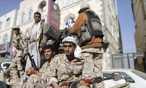 Yemen's Houthis, Saleh's party accept UN peace terms, eye talks