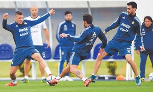 South American World Cup journey begins without elite quintet