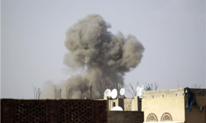 At least 13 killed, 38 wounded in Yemen wedding bombing: medic