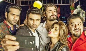 Misogyny and sleaze — how JPNA heralds a 'naya' Pakistan