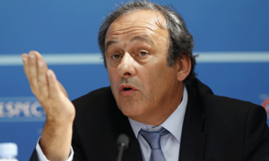 "Platini hits out at ""insidious"" suspension reports"