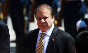 Nawaz to take up Indian ceasefire violations issue with US leadership