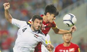 Jordan stun Asian champions Australia, Iran held