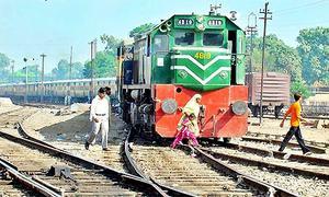 Railways, Auqaf lock horns over charity from local shrine