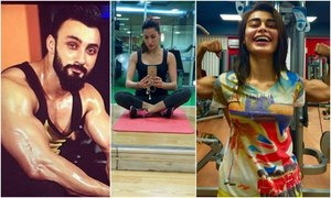 These celeb workout pics are just the gym inspiration you need