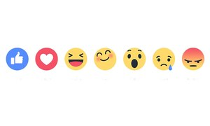 Beyond 'Like': 6 ways you might soon emote on Facebook