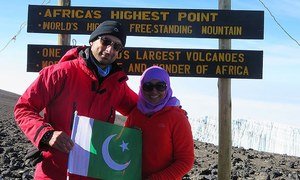 Mount Kilimanjaro: 'Walking up' to the roof of Africa