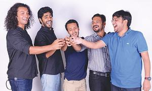 Improv troupes: Marching on for comedy in Pakistan