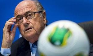 Blatter appeals ban amid FIFA turmoil