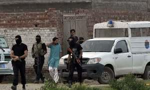 شیخوپورہ:کارروائی میں 5 'دہشت گرد' ہلاک