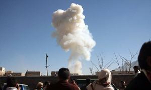 ترک دارالحکومت میں 2 دھماکے، 30 افراد ہلاک