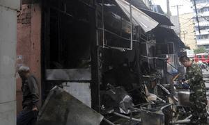 چین : ریسٹورنٹ میں دھماکا، 17 ہلاک