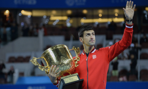 Djokovic crushes Nadal to continue Beijing legacy