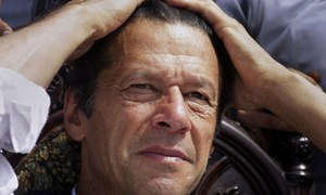 Should the PTI continue to grieve over 'stolen' seats?