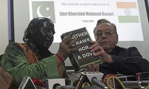 Shiv Sena calls off protest against Kasuri's book launch