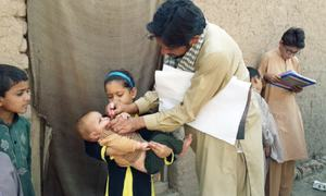 New anti-polio strategy bearing fruit in Khyber Agency