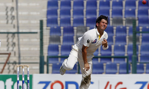 Yasir ruled out as Pakistan bat in first Test
