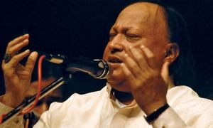 Google pays homage to the legendary Nusrat Fateh Ali Khan